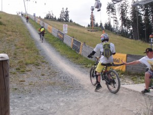 Bikepark-Lift